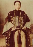 Catherine Li, génitrisse vénérée