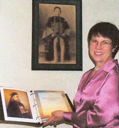Author Anne Splingaerd
