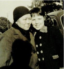 Nainai and Anne