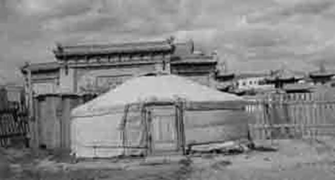 Yurt, Mongolian tent dwelling